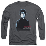 Long Sleeve: Covert Affairs - Auggie Tech Shirts