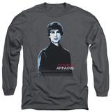 Long Sleeve: Covert Affairs - Auggie Tech T-shirts
