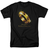 Lord of the Rings - One Ring T-Shirt