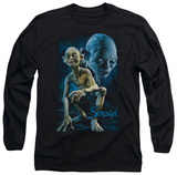 Long Sleeve: Lord of the Rings - Smeagol Long Sleeves