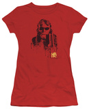 Juniors: Hellboy II - Splatter Gun T-shirts