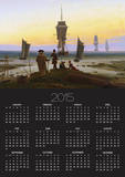 The Stages of Life Posters by Caspar David Friedrich