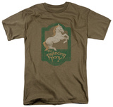 Lord of the Rings - Prancing Pony T-shirts