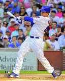 Anthony Rizzo 1st hit as a Cub, June 26, 2012 Photo