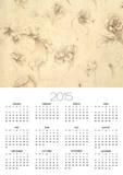 Study of Flowers Prints by  Leonardo da Vinci
