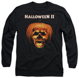 Long Sleeve: Halloween II - Pumpkin Shell T-Shirts