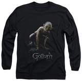 Long Sleeve: Lord of the Rings - Gollum T-shirts