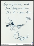 2012 Olympics-Tracy Emin-Birds 2012 Photographie par Tracey Emin