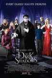 Dark Shadows, Tim Burton Posters