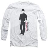 Long Sleeve: Covert Affairs - Auggie Standing T-Shirt