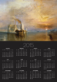 "The ""Fighting Temeraire"" Tugged to Her Last Berth to be Broken Up, Before 1839 Print by William Turner"