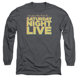 Long Sleeve: Saturday Night Live - Live from NY T-Shirt