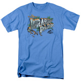 Jurassic Park - Greetings From JP T-Shirt