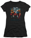 Juniors: Star Trek - 25th Anniversary Crew T-Shirt