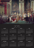 Consecration of the Emperor Napoleon and Coronation of Empress Josephine, 2nd December 1804, 1806-7 Posters by Jacques-Louis David