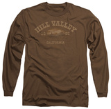 Long Sleeve: Back to the Future - Hill Valley 1855 Shirts