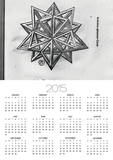 """Dodecahedron, from """"De Divina Proportione"""" by Luca Pacioli, Published 1509, Venice Posters by  Leonardo da Vinci"""