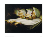 The Three Witches Giclee Print by Henry Fuseli