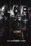 The Dark Knight Rises-Three Plakater