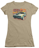 Juniors: Back to the Future - Wild West T-Shirts