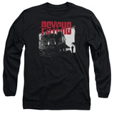 Long Sleeve: Psycho - Bates House T-shirty