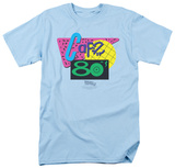 Back to the Future - Café 80's T-Shirt