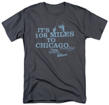 The Blues Brothers - Chicago T-Shirt