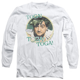 Long Sleeve: Animal House - Toga T-Shirt