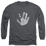 Long Sleeve: Lord of the Rings - White Hand T-Shirt