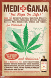 Medical Marijuana - Medi-Ganja Pôsters