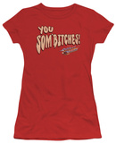 Juniors: Smokey and the Bandit - Sombitch T-Shirt