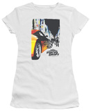 Juniors: Fast and the Furious: Tokyo Drift - Tokyo Poster T-Shirt