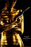50 Jahre James Bond 007, Englisch Poster