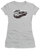 Juniors: Fast and Furious - Spray Car T-Shirt