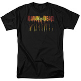 Dawn of the Dead - Walking Dead T-shirts