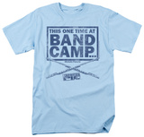 American Pie - Band Camp T-shirts