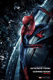 Amazing Spiderman-Wallcrawler Kunstdrucke