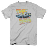 Back to the Future - 88 MPH Shirts