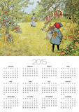 The Apple Harvest Photo by Carl Larsson