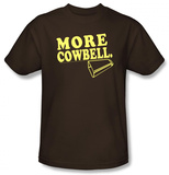 Saturday Night Live - Cowbell Shirt