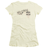 Juniors: Dawn of the Dead - Help Alive Inside T-Shirt