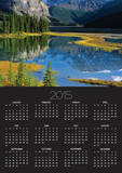 Mount Kitchener Reflected in Pond Near the Beauty Creek Hostel, Jasper National Park, Alberta, Cana Posters by Darwin Wiggett