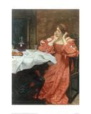 The Shrew Katharina Giclee Print by Edward Robert Hughes