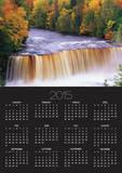 Tahquamenon Falls in Autumn Prints by Joseph Sohm