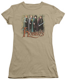 Juniors: Lord of the Rings - Hobbits T-shirts
