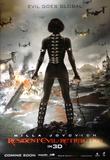 Resident Evil Retribution - International Poster Affiches