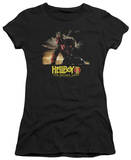 Juniors: Hellboy II - Poster Art T-Shirt