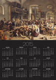 Feast in an Inn Poster by Jan Havicksz. Steen