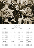 The 'Big Three' at the Yalta Conference Prints by  English Photographer