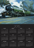 The Flying Scotsman Prints by John S. Smith